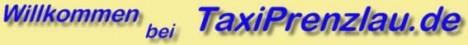 Werbeanzeige von Prenzlauer Taxi